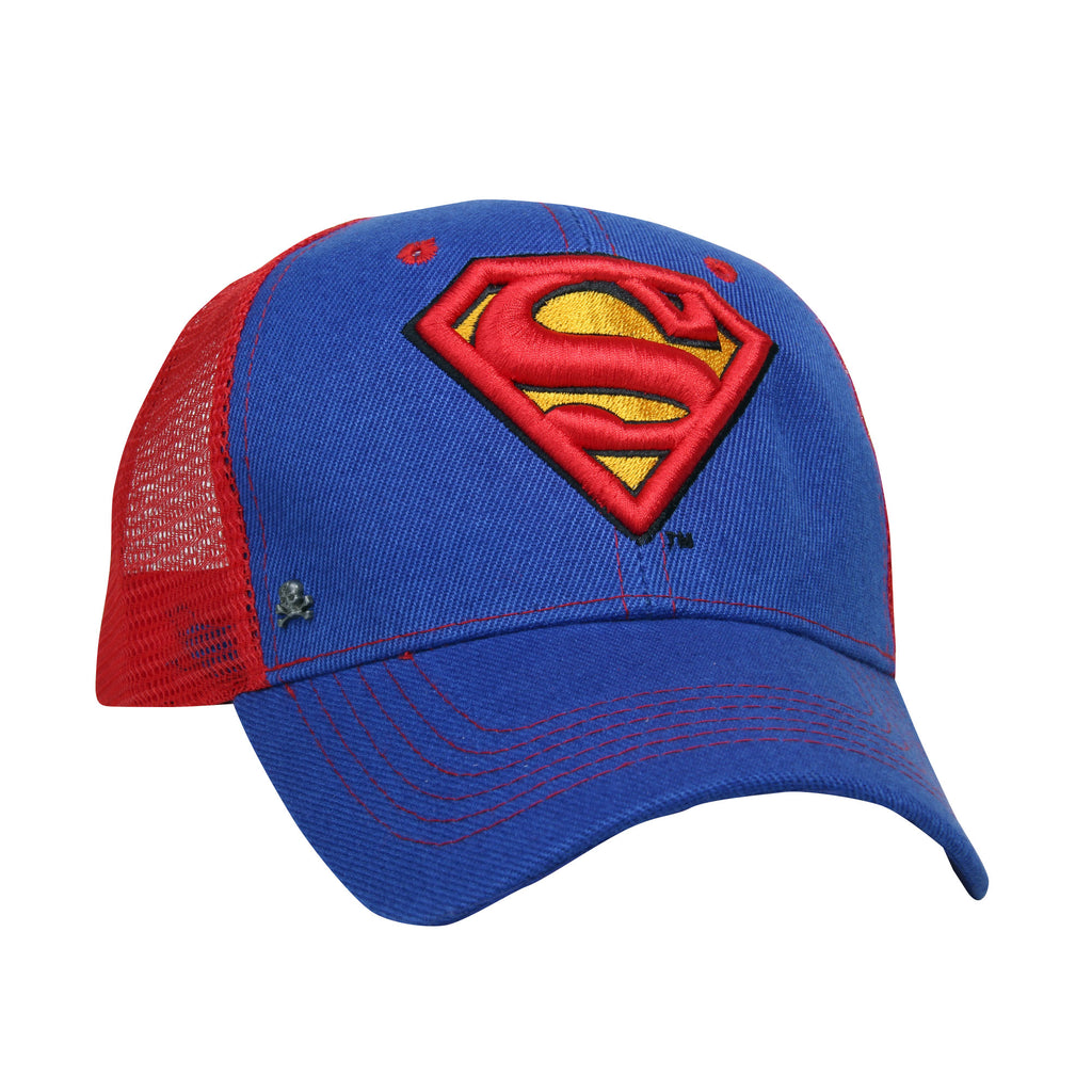 Gorra Trucker Logo Superman A/R
