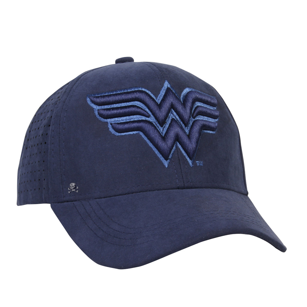 Gorra Baseball Logo Wonder Woman Blue