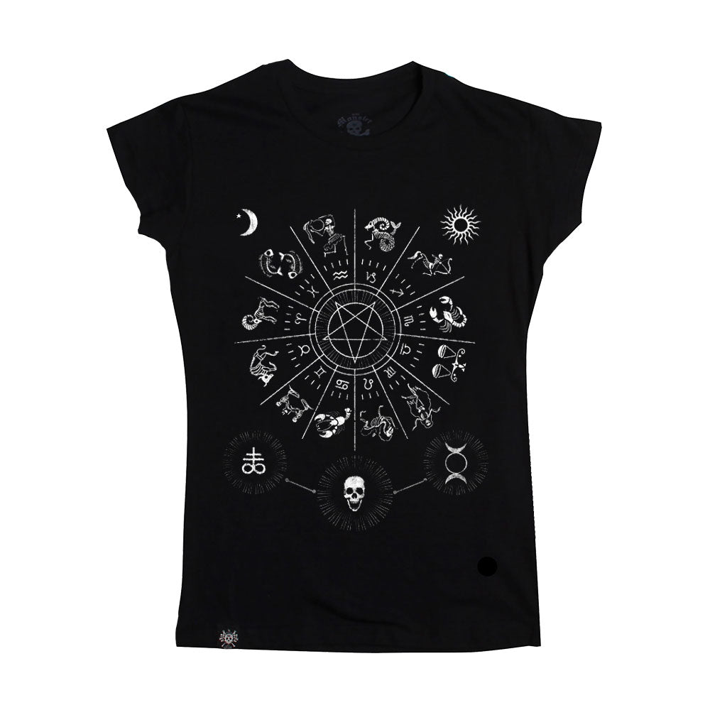 Mujer Top Seller Carta Astral