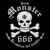 Hombre Top Seller Logo KingMonster