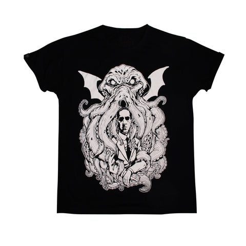 Playera Cthulhu Lovecraft