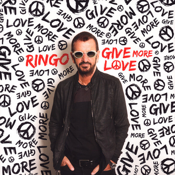Vinyl Ringo Starr - Give More Love