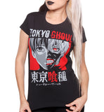 Blusa Tokyo Ghoul Face