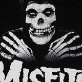 Playera Misfits Crimson