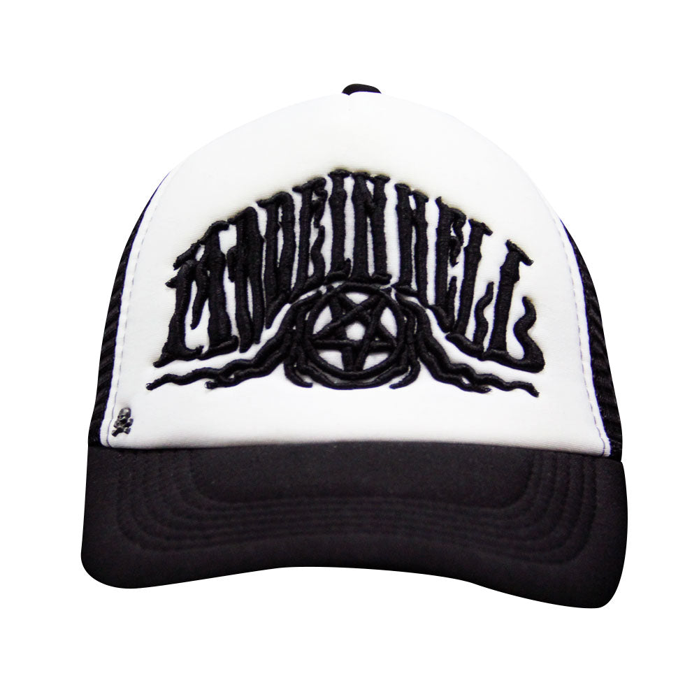 Gorra Trucker Made In Hell LMDD