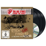 Vinyl The Rolling Stones - Sticky Fingers At The Fonda Theatre