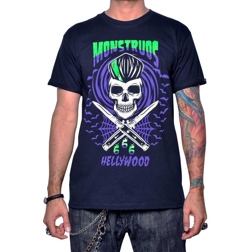 Playera LMDD Monstruos