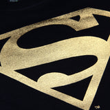 Playera Niño Superman Foil