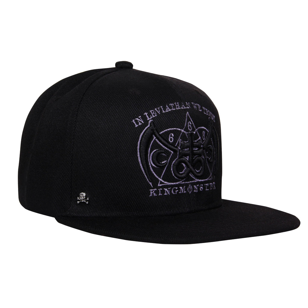 Gorra In Leviathan We Trust