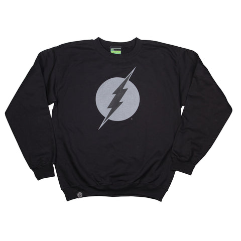 Sudadera Logo Flash Black Edition