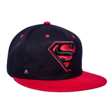 Gorra Superman Diamante Adulto