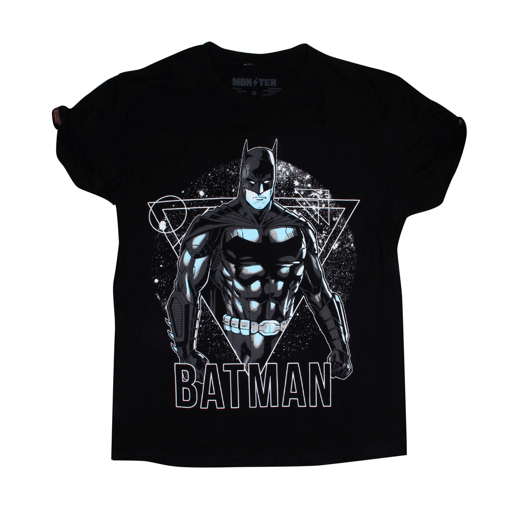 Playera Dark Electric Batman