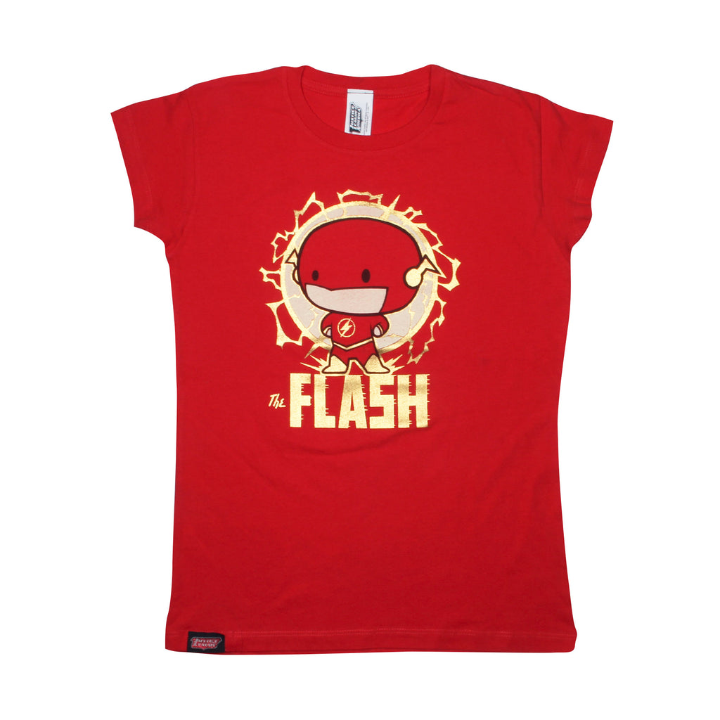 Blusa Flash Chibi