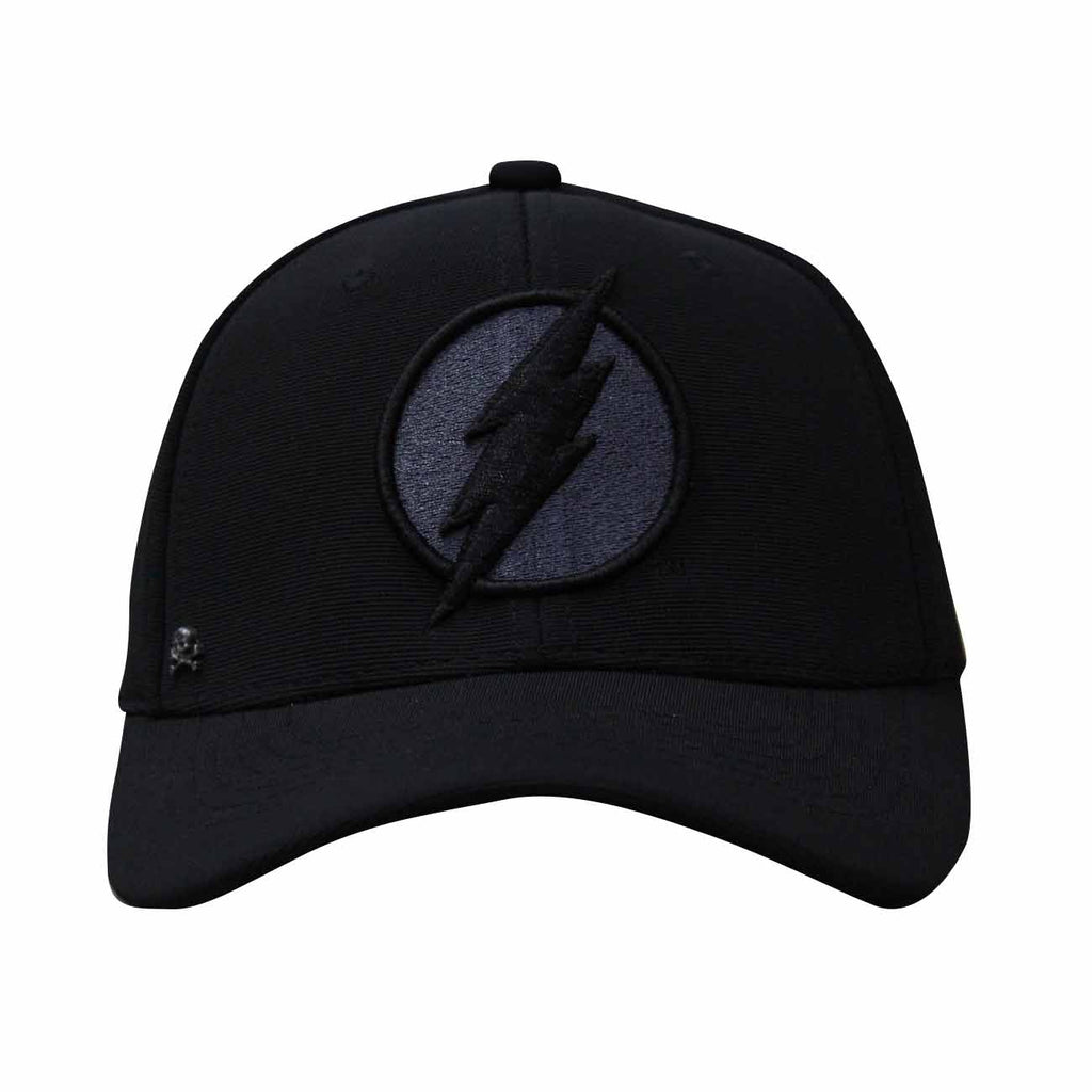 Gorra Baseball Flex Flash Black Edition