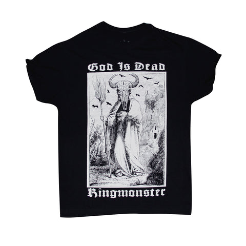 Playera God Is Dead