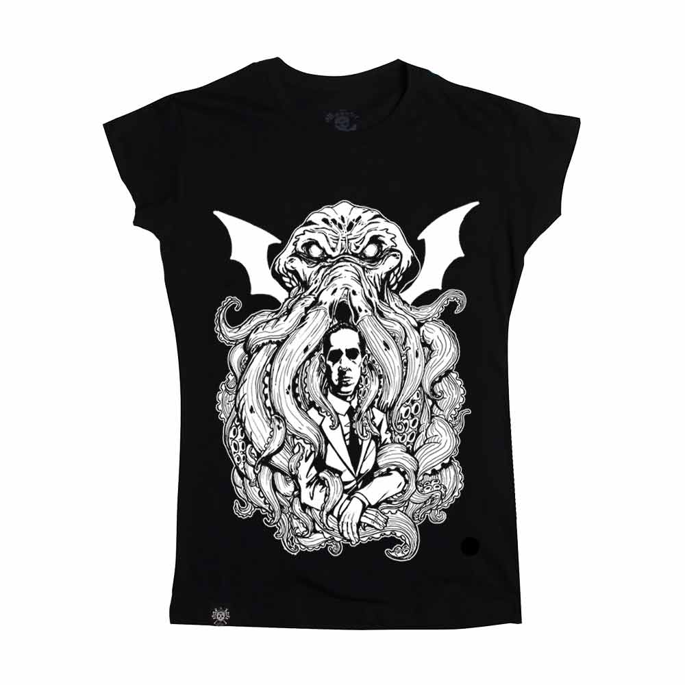 Mujer Top Seller Cthulhu Lovecraft