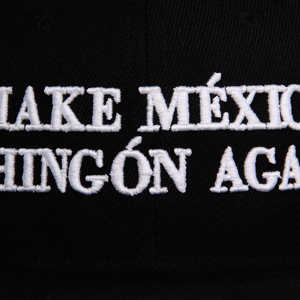 Gorra Plana Make México Chingon Again