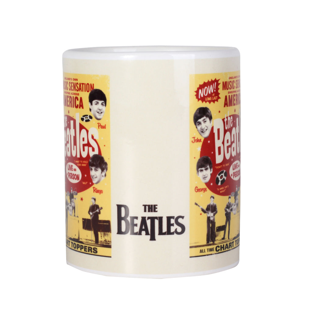 Taza With The Beatles