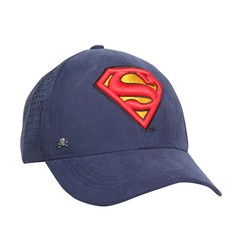 Gorra Baseball Logo Superman