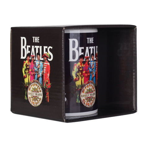 Taza The Beatles Pepper Mug México