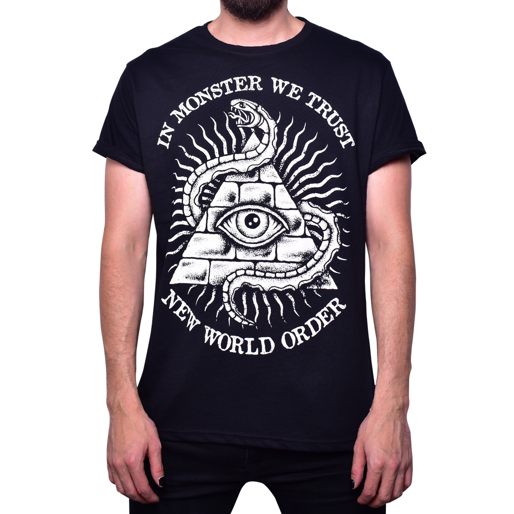 Playera New World Order