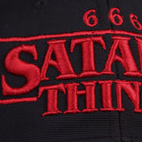 Gorra Baseball Flex Satanic Things