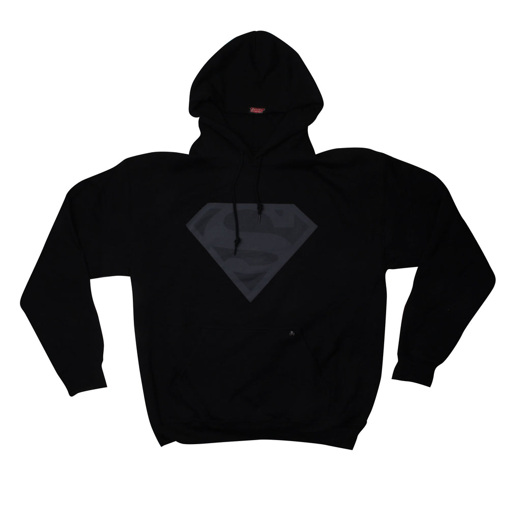 Sudadera Logo Superman Black Edition