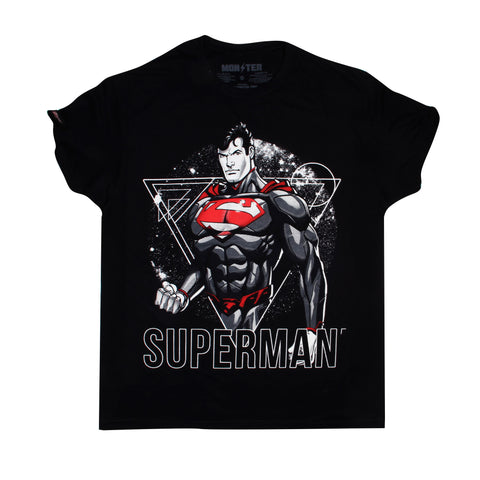Playera Dark Electric Superman