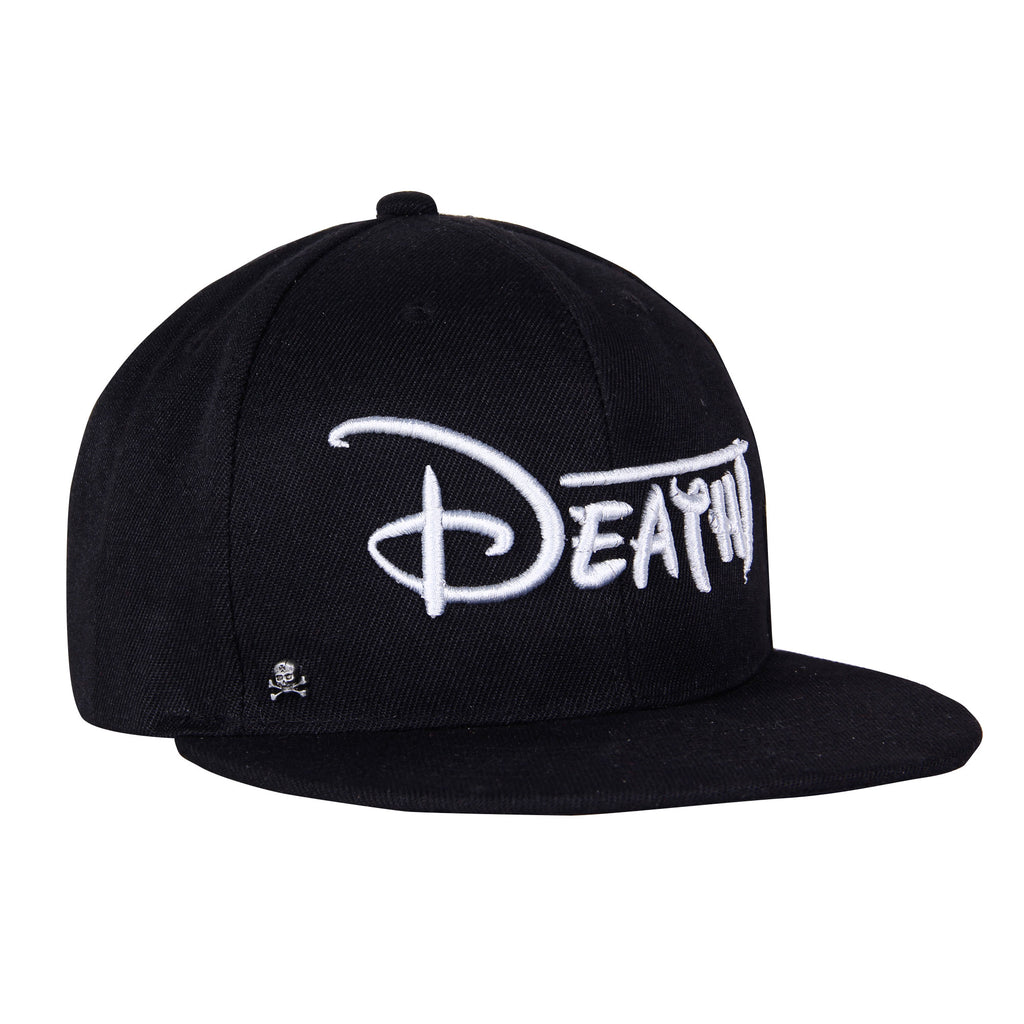 Gorra Death Monster Negra