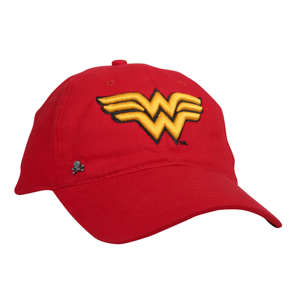 Gorra Niño Baseball Logo Wonder Woman