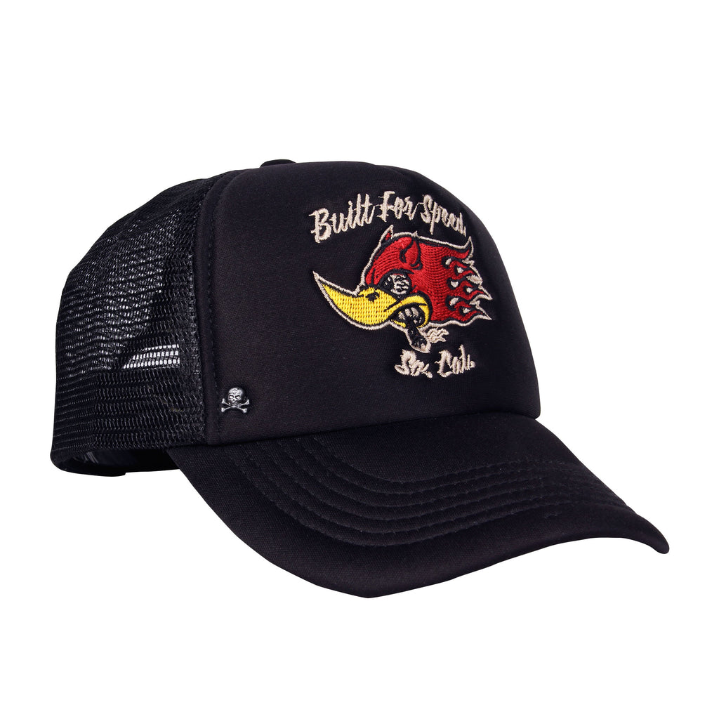 Gorra Trucker Built For Speed