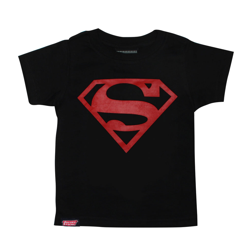 Playera Niño Logo Superboy