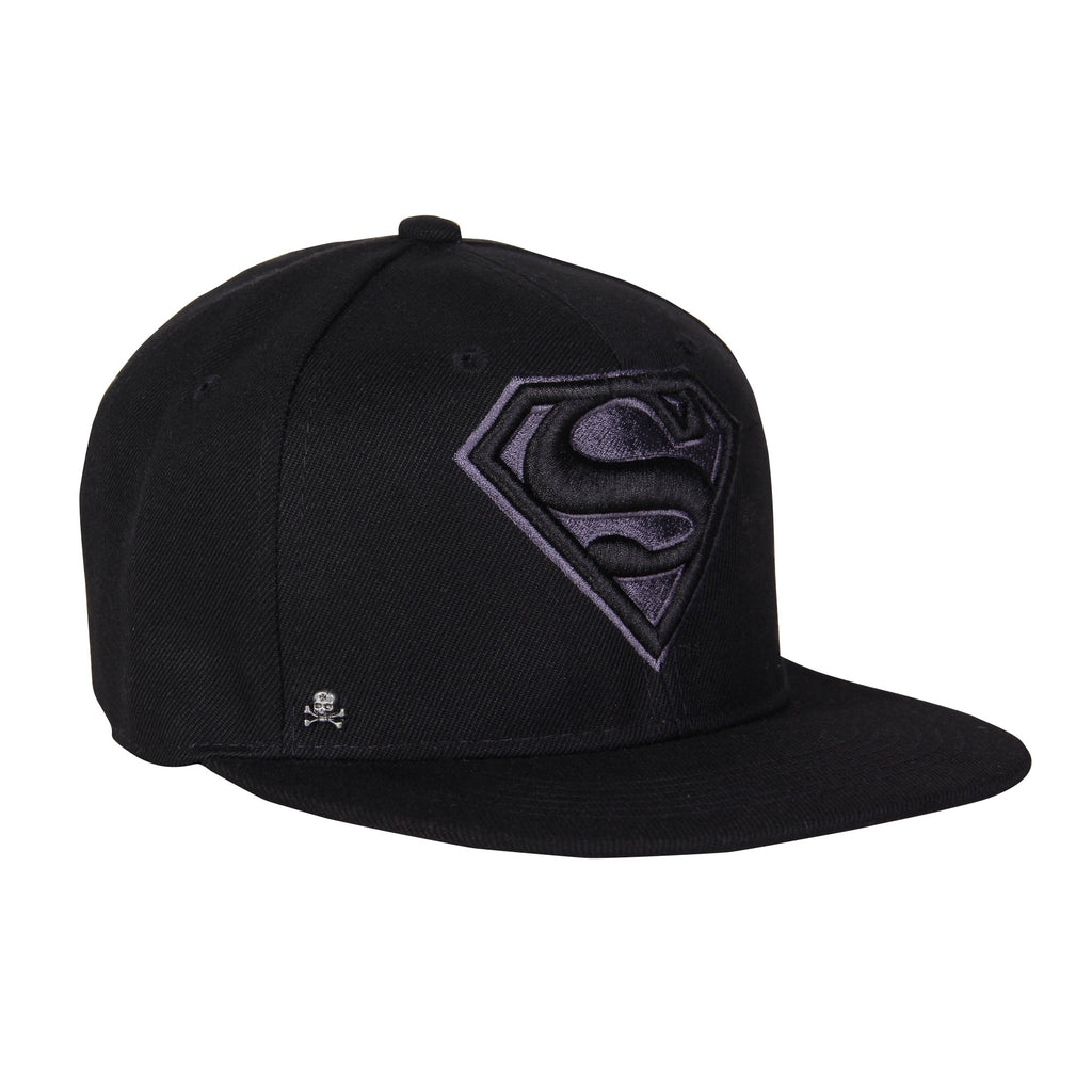 Gorra Logo Superman Black Edition
