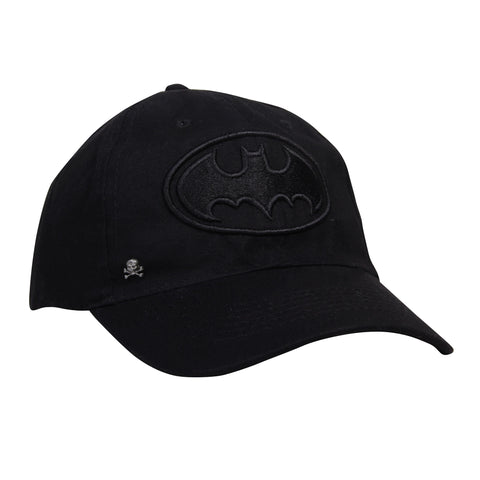Gorra Niño Baseball Logo Batman Black