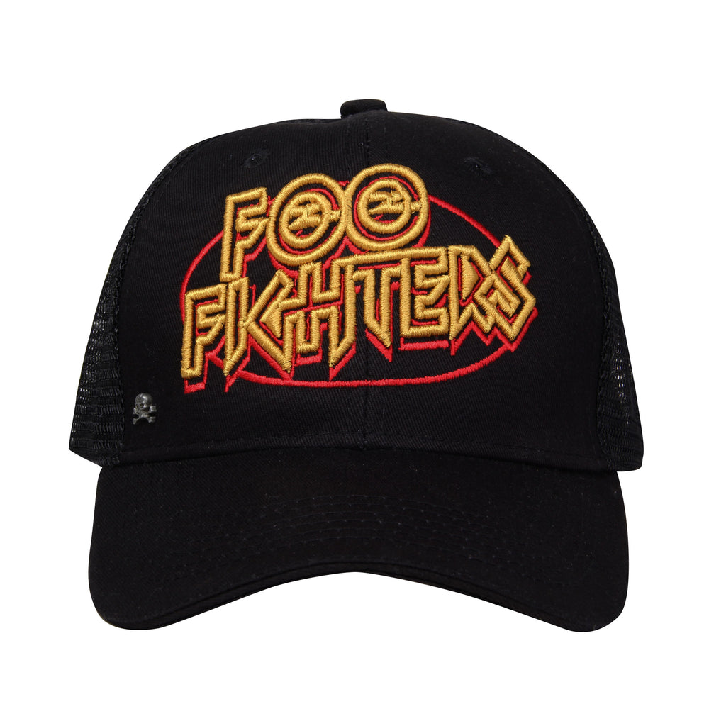 Gorra Trucker Foo Fighters Letras