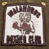Gorra Trucker Malandros Boxing Club