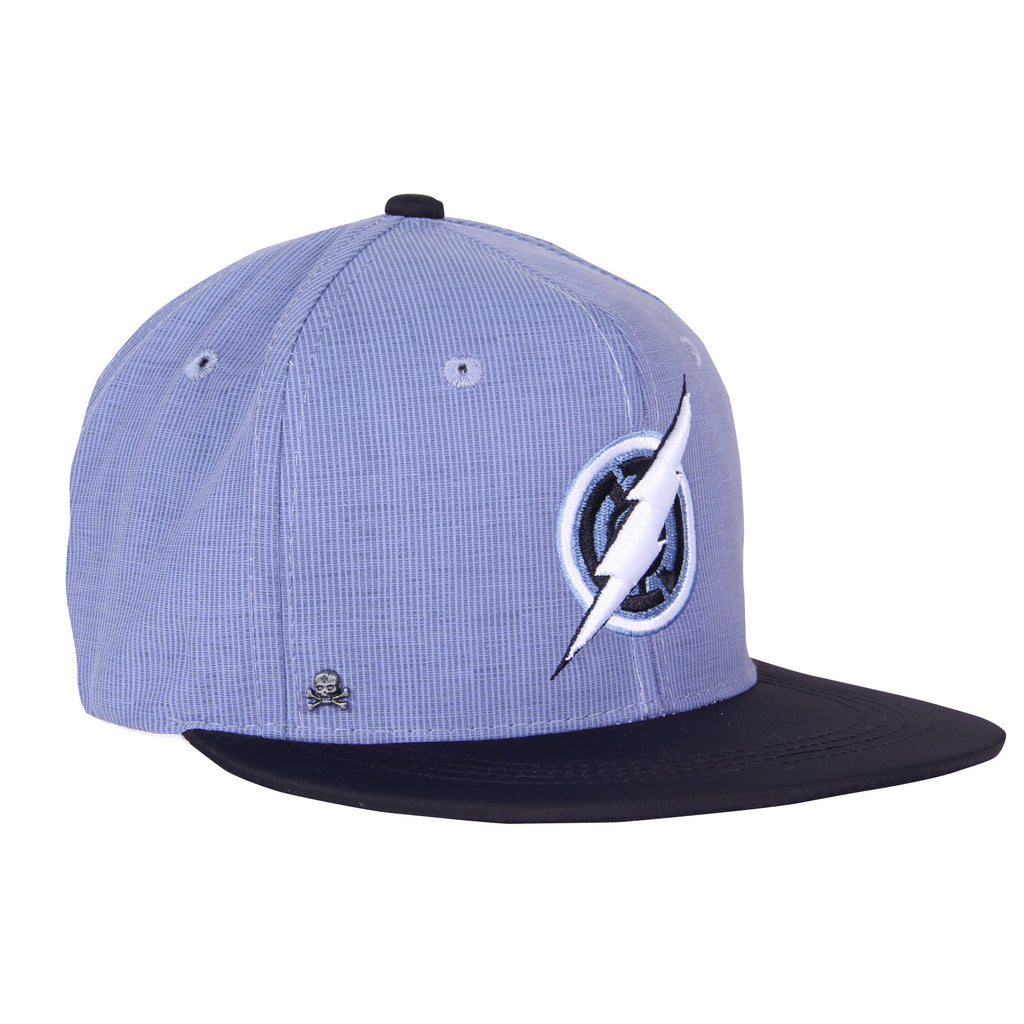 Gorra Blue Lantern Flash Azul / Negro
