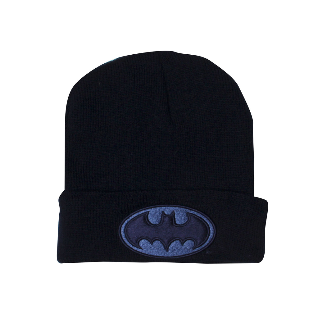 Gorro Logo Batman Blue