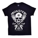 Playera Guitarra Monster