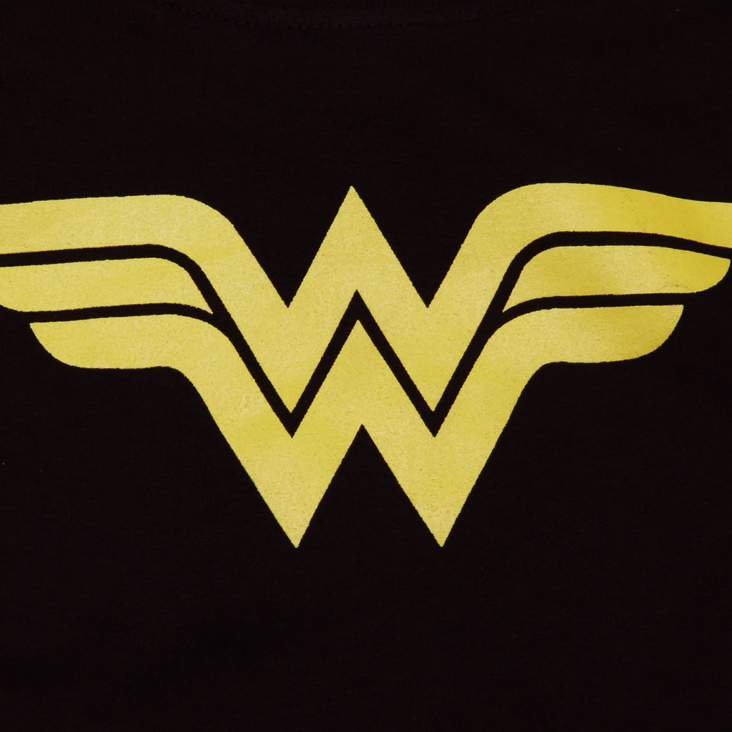 Playera Logo Wonder Woman