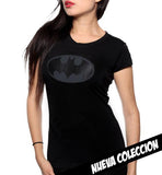 Blusa Logo Batman Black Edition