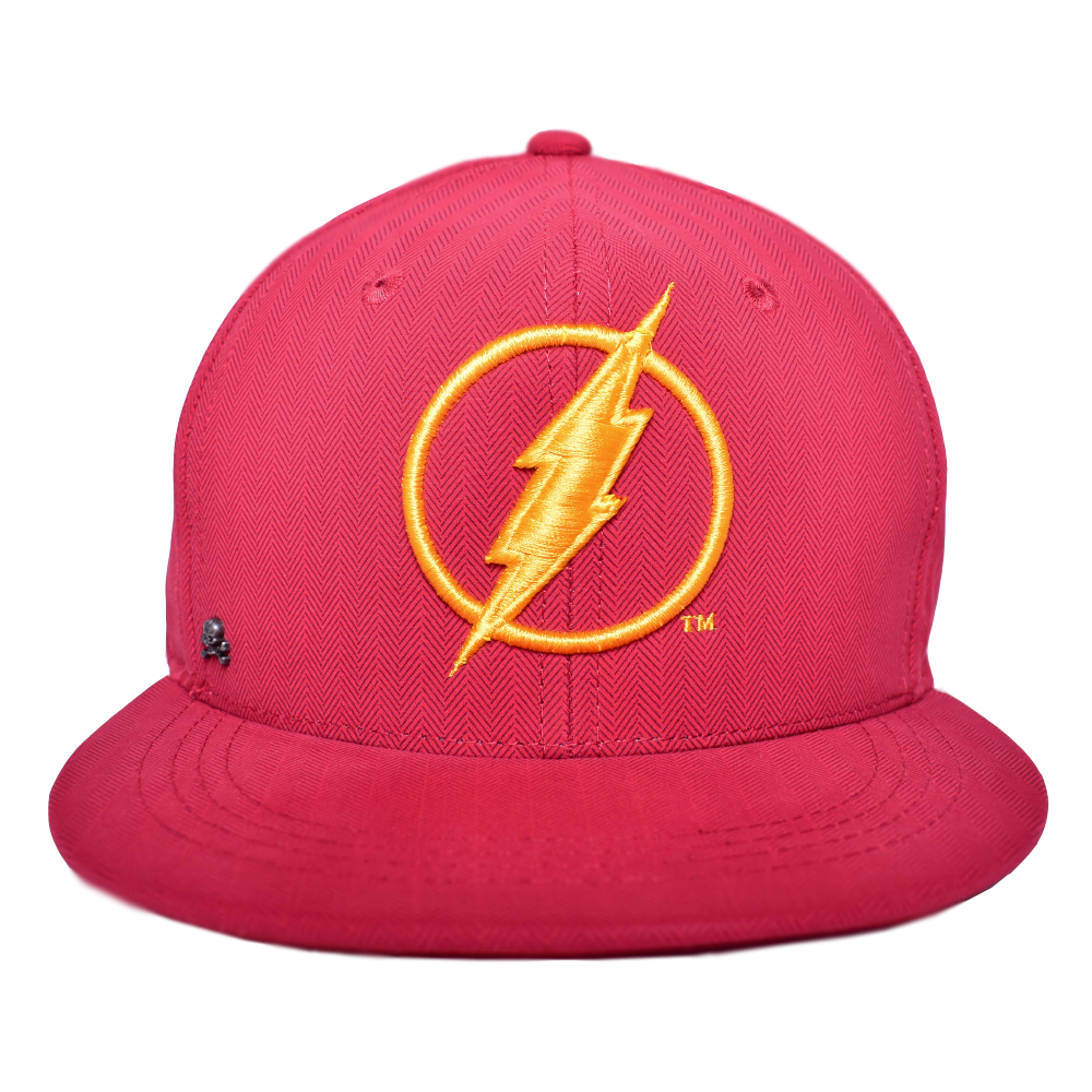 Gorra Logo Flash Amarillo