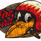 Playera 3/4 LMDD Fire Bird