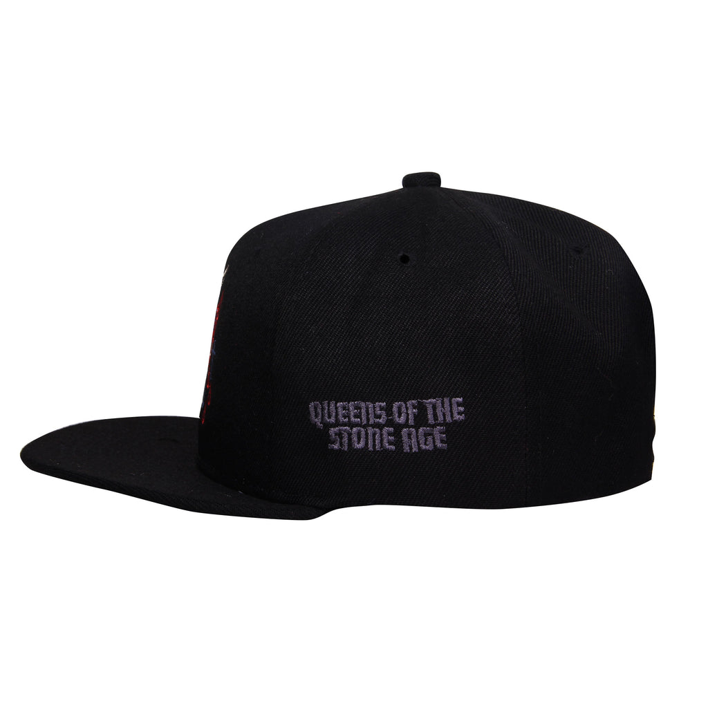 Gorra Plana Queens Of The Stone Age