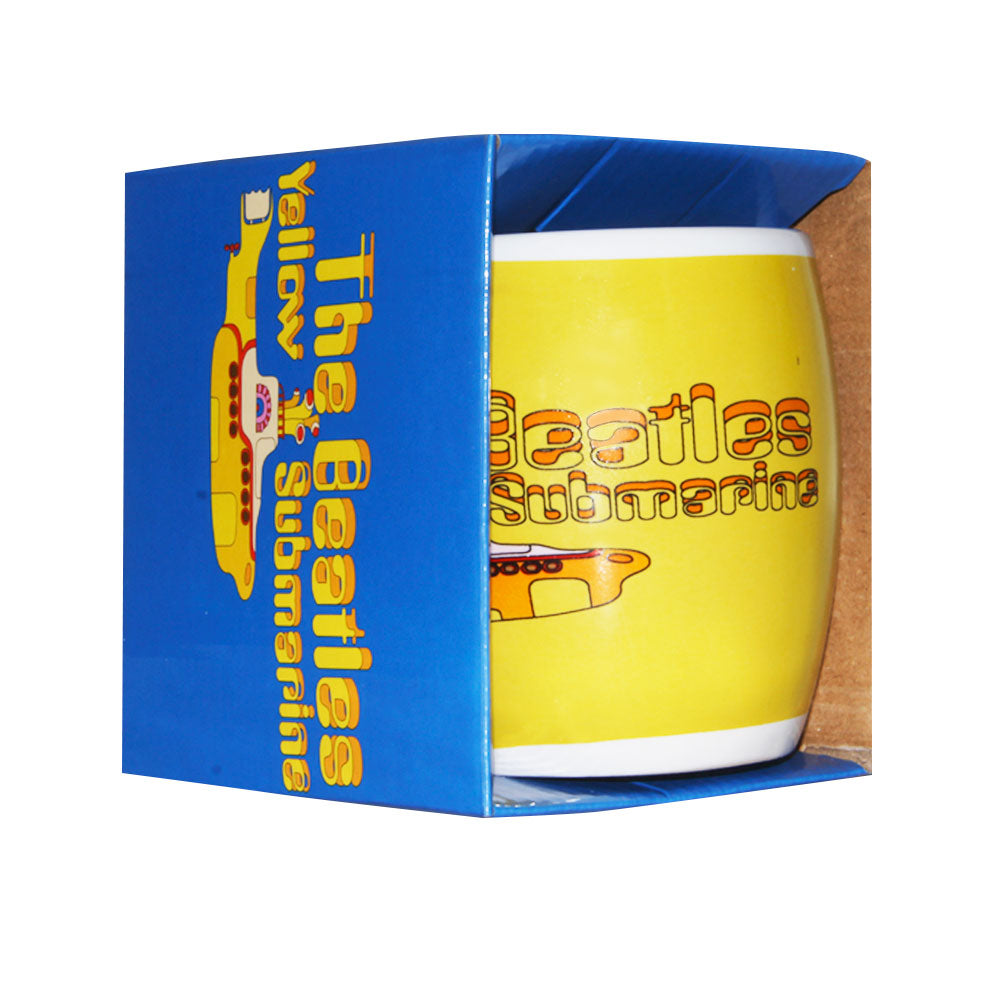 Taza The Beatles Yellow (G)