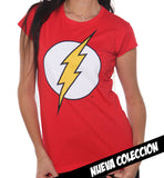 Blusa Logo Flash