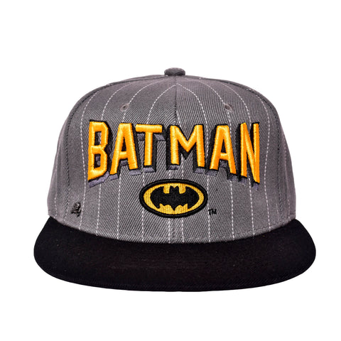 Gorra Batman Gris