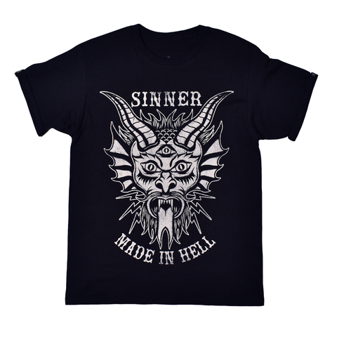 Playera Sinner