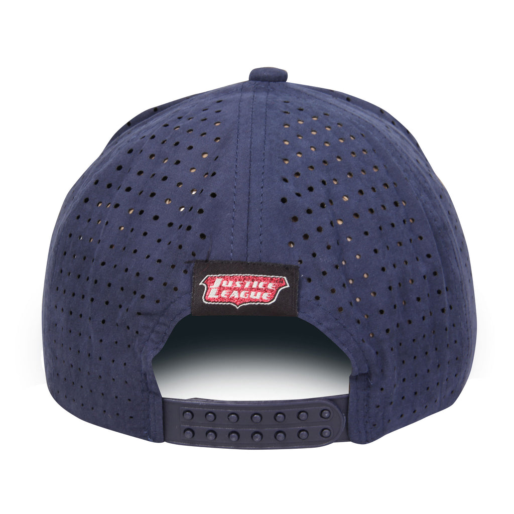 Gorra Baseball Logo Flash Blue