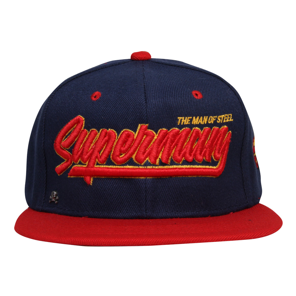 Gorra Man Of Steel A/R